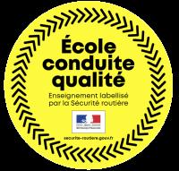 Label École conduite qualité