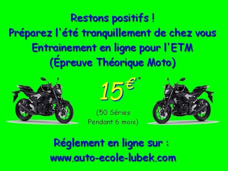 Code de la route moto